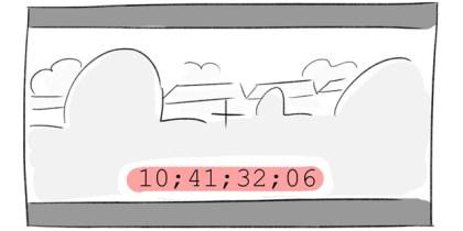 Codice temporale (time code)