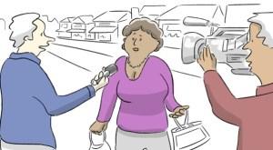 Intervista alla gente (vox populi sondaggio)
