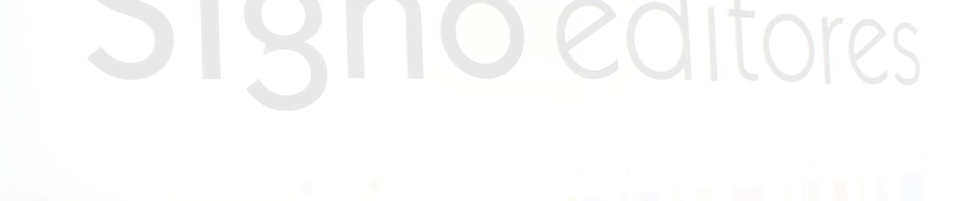 fondo blanco Signo editores