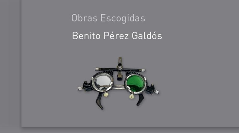 Benito Pérez Galdós banner
