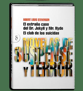Serie literaria Suspense y terror. Signo editores