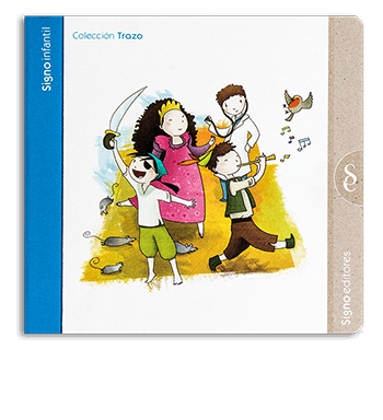 Colección Trazo. Signo editores