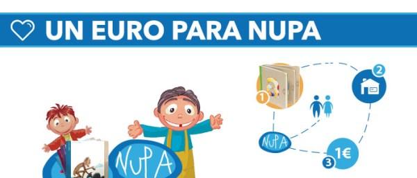 Un Euro para NUPA