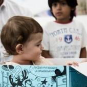 Calendario solidario de los pequeños héroes de NUPA