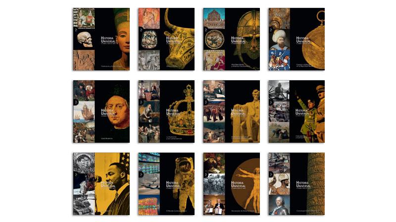 Historia Universal Signo editores. Colección