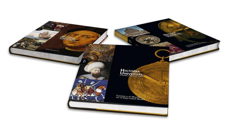 grandes publicaciones historia universal