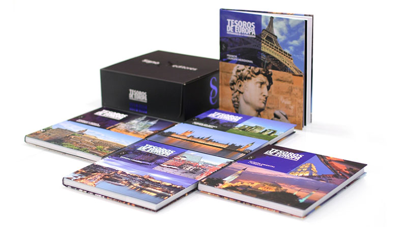 Tesoros de Europa colección