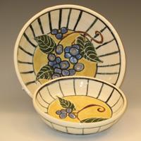 Judy Kanigel, Ceramic Colander