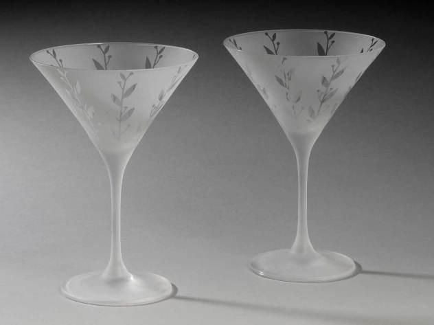 Lora Kudisch Etched Glass