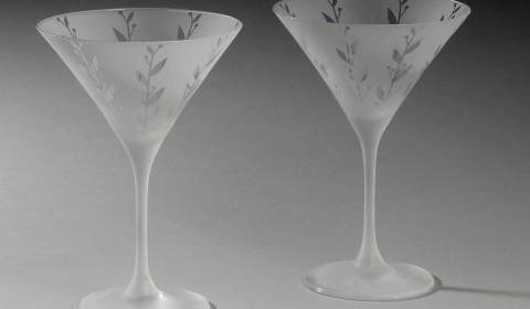 Lora Kudisch Etched Glass