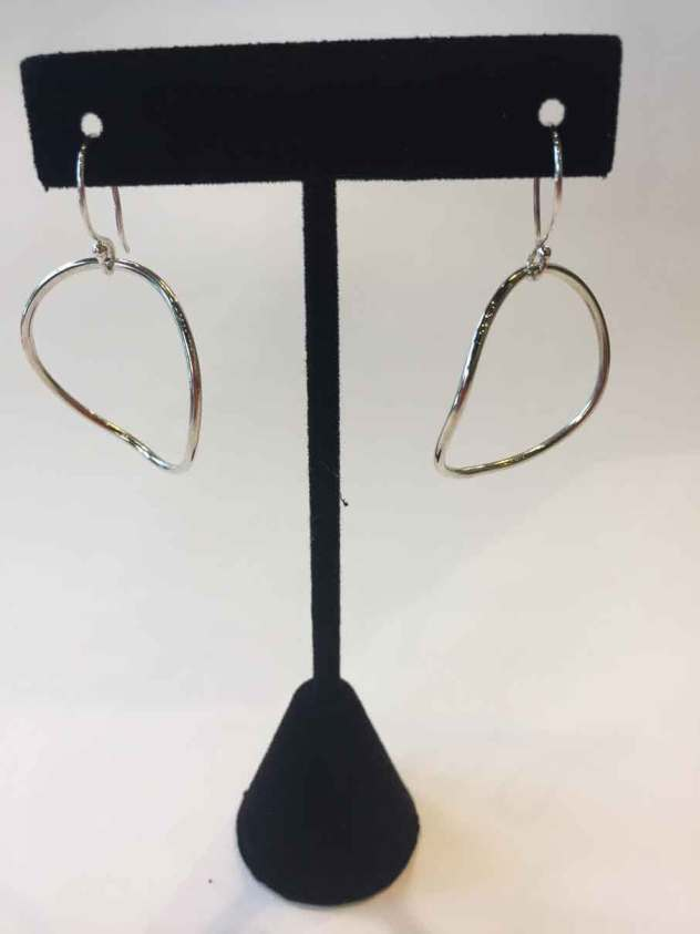 Thierry Astesano Sterling Silver Earrings