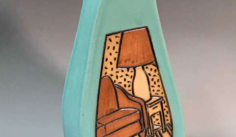 Kingsley Weihe, Vase