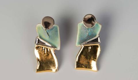 Sholeh Regna porcelain Jewelry
