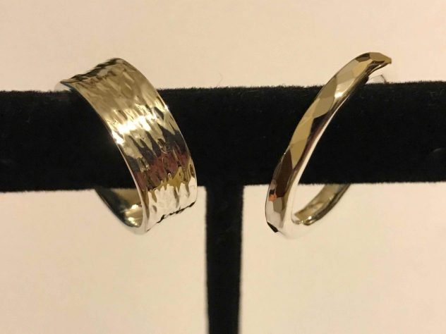 Thierry Astesano, Forged Wedding Bands, scaled