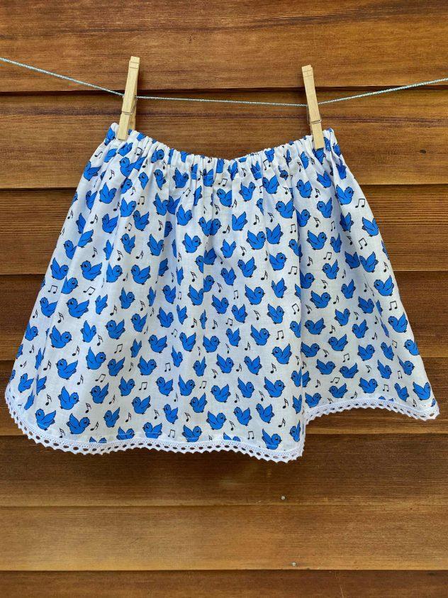 Helen McMullen skirts for little girls