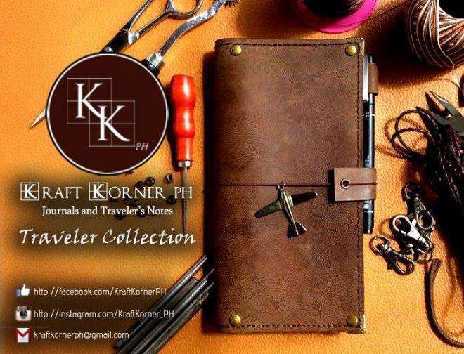 Kraft Korner traveler's notebook