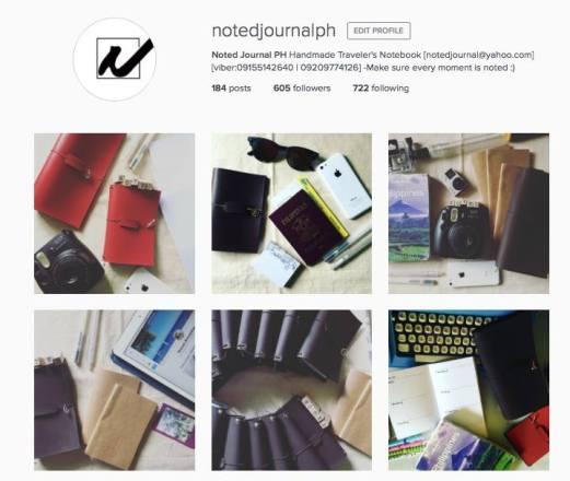Noted Journals' Notedori