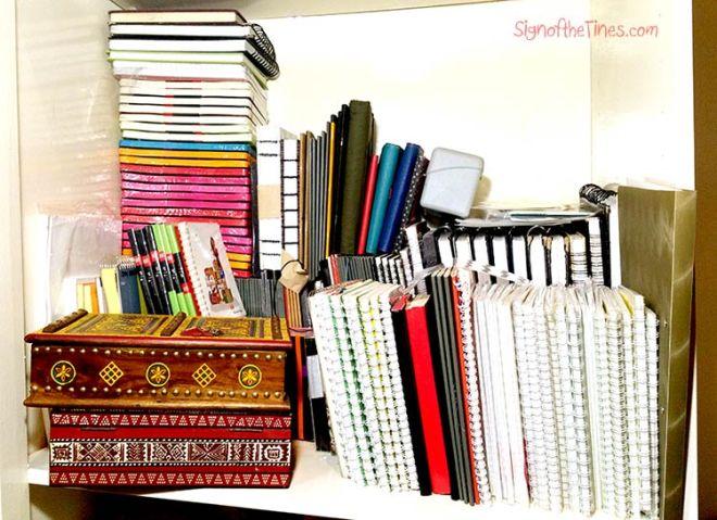 Notebooks Hoard 1