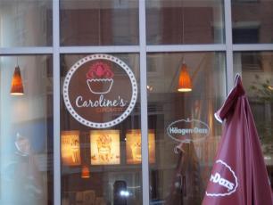 CAROLINE'S CUP CAKE