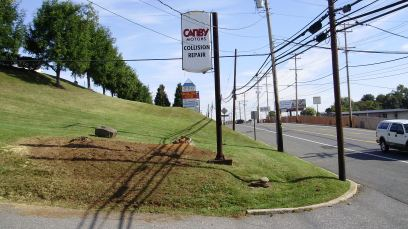 Canby Motors pylon sign