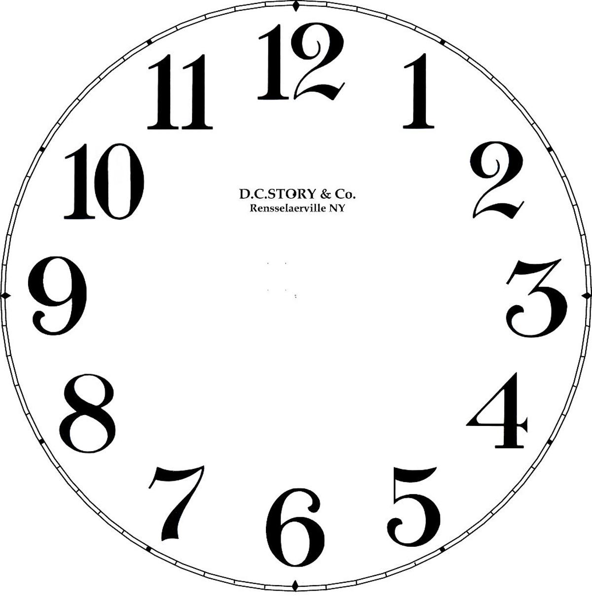 I Love Clock