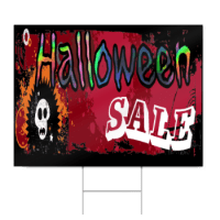 halloween signs for sale
