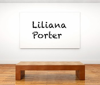 Künstlerbiographie Liliana Porter icon