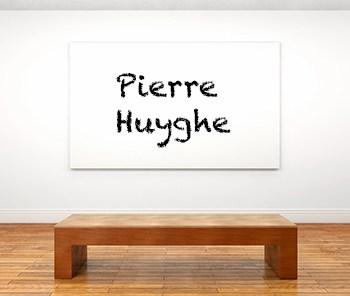 Künstlerbiographie Pierre Huyghe icon
