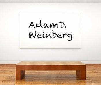 Künstlerbiographie Adam D. Weinberg icon