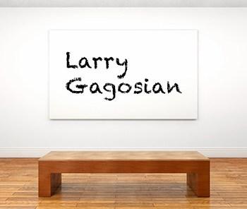 Künstlerbiographie Larry Gagosian icon