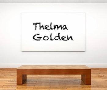 Künstlerbiographie Thelma Golden icon