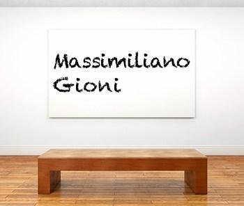 Künstlerbiographie Massimiliano Gioni icon
