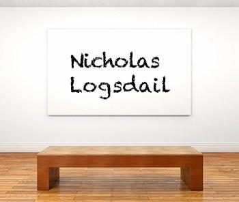 Künstlerbiographie Nicholas Logsdail icon