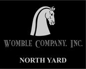 North yard sign