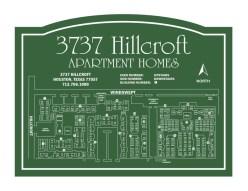 Apartment Site Map