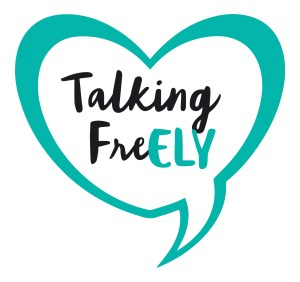 Talking FreEly logo