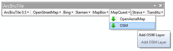 option mapquest d'arcbrutile