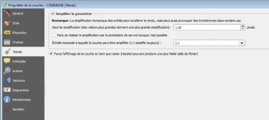 nouvelle option de rendu d'une couche avec qgis 2.12