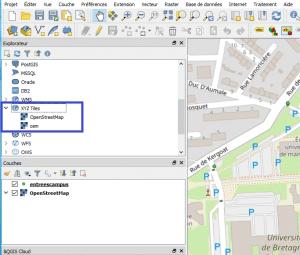 QGis 3 (and QGis cloud) and OpenStreetMap | Blog GIS & Territories