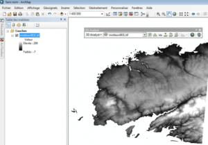 How to create terrain profiles in ArcGis or QGis | Blog GIS