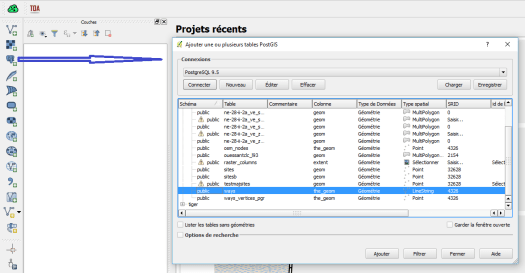 How to develop an application with pgrouting in Windows (1