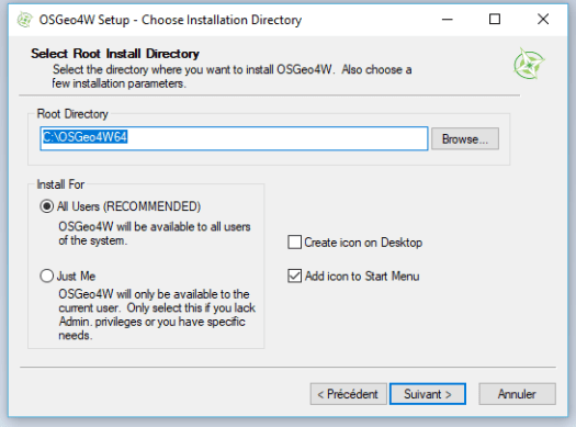 How to install QGis Server in Windows 10 | Blog GIS