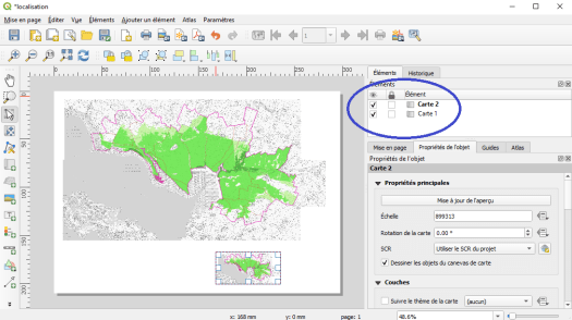 How to create a location map with QGis 3 4 (Madeira) | Blog GIS
