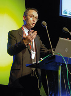 Yves Normand, responsable pédagogique