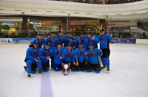 DIVISION II - TEAM SIHA (NATIONAL TEAM)