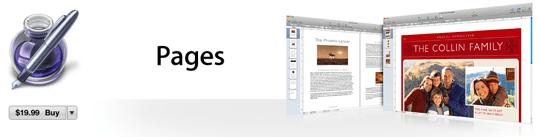 Sihirli elma pages iwork mac app store 2
