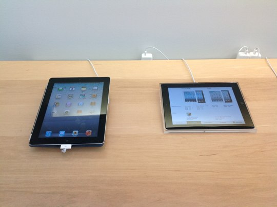 Sihirli elma apple store deneyimi iPad