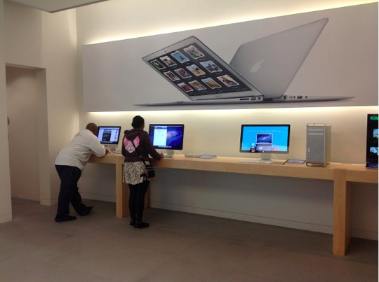 Sihirli elma apple store deneyimi mac pro
