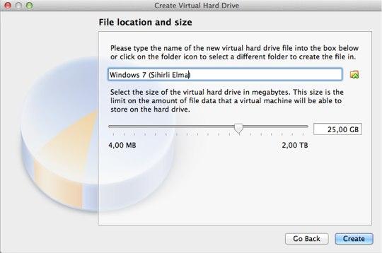 Sihirli elma virtualbox mac windows yuklemek 9