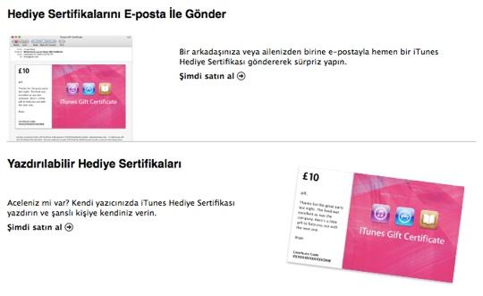 sihirli elma itunes store turkiye acildi 30a iTunes Store Türkiye sonunda açıldı! :)